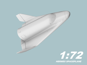 Hermes 1:72 in White Natural Versatile Plastic