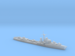 1/1800 Scale HMS C-Class Destroyer 1944 in Smooth Fine Detail Plastic