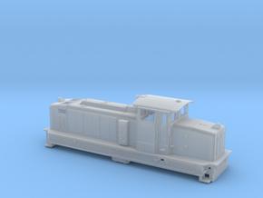 Mak G 1100 BB in Smooth Fine Detail Plastic