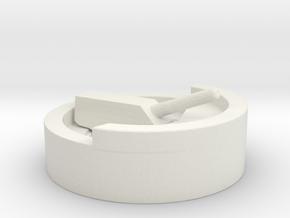 sk 38cm l/45 lange max 1/1200  in White Natural Versatile Plastic