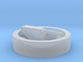 sk 38cm l/45 lange max 1/1200  in Smooth Fine Detail Plastic