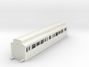 o-76-lswr-royal-saloon-no17-coach-1 in White Natural Versatile Plastic