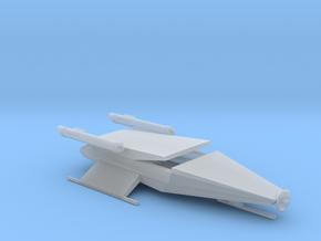1/350 TAS Warp Shuttlecraft/Runabout in Smooth Fine Detail Plastic