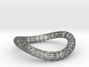 BENTorus Silver 0012 in Natural Silver