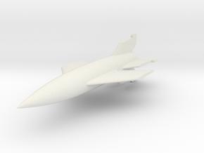 (1:144) Gleiter A4 V12c (aka A4b) in White Natural Versatile Plastic