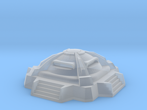 Bunker in Smooth Fine Detail Plastic