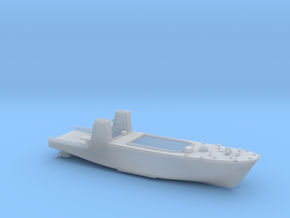 HMCS Kingston, Hull (1:350, static) in Smooth Fine Detail Plastic