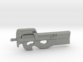 P90 gun  in Gray Professional Plastic