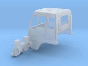 1/87 Mitsubishi Fuso The Great Cabin in Smooth Fine Detail Plastic