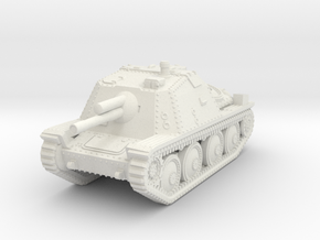 1/144 Sav M/43 SPG in White Natural Versatile Plastic