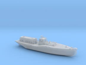 1/144 Scale IJN 15 Meter Boat in Smooth Fine Detail Plastic