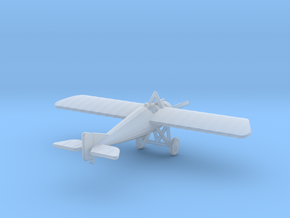 Morane-Saulnier Type I in Smooth Fine Detail Plastic: 1:144