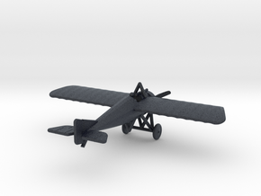 Morane-Saulnier Type I in Black Professional Plastic: 1:144