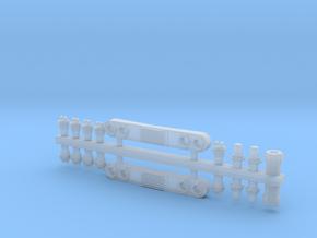 NS1300 Lichtbalk en frontlicht Startrain / Roco in Smoothest Fine Detail Plastic