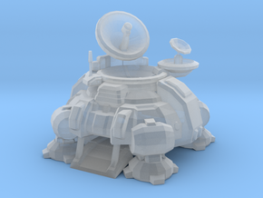 Orbital Command structure Starcraft in Smooth Fine Detail Plastic