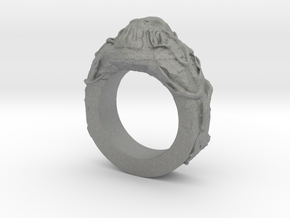 Bigfoot Ring in Gray Professional Plastic: 6.5 / 52.75