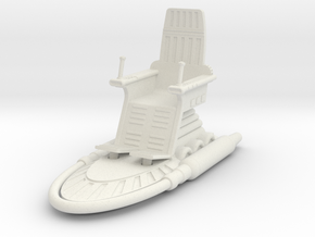Zodacs Rocketchair in White Natural Versatile Plastic