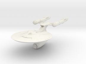 Discovery time line USS Sailor in White Natural Versatile Plastic