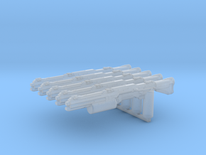 MB_MCX Halo 4_5 Shotgun 5x (Frost-clear high detai in Smoothest Fine Detail Plastic