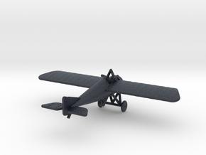 Morane-Saulnier Type V in Black Professional Plastic: 1:144