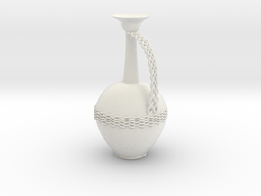 Vase 08311 in Matte Full Color Sandstone