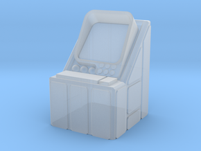 Computer terminal small / wargames objective in Smooth Fine Detail Plastic