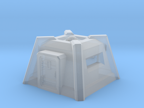 Small bunker in Smooth Fine Detail Plastic