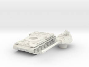 IS 2 late scale 1/87 in White Natural Versatile Plastic