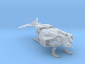 Cheyenne Dropship 160 scale in Smooth Fine Detail Plastic