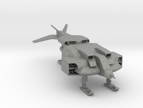 Cheyenne-w Dropship 160 scale in Gray PA12