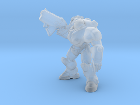 Printle V Homme 1857 - 1/87 - wob in Smooth Fine Detail Plastic