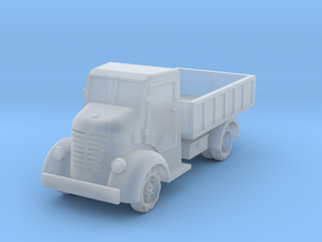 Nissan 80 1:160 in Smooth Fine Detail Plastic