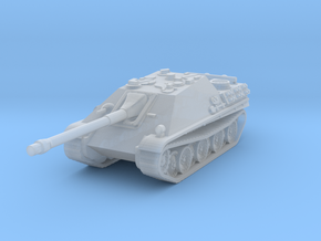 Jagdpanther scale 1/160 in Smooth Fine Detail Plastic