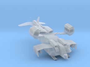 UD-4L Dropship 160 scale in Smooth Fine Detail Plastic