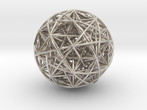 Hedron Star compound in Platinum