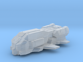 Elite Federal Transport high detail in Smooth Fine Detail Plastic