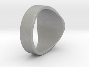 Nuperball ballparts ring Season 12 in Aluminum