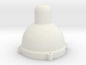 new dim glass nipple end in White Premium Versatile Plastic