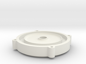 new dim glass plate in White Premium Versatile Plastic