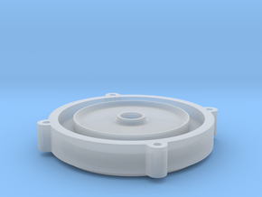 new dim glass plate in Smooth Fine Detail Plastic