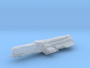 UNSC Autumn's Edge in high detail smaller ver. in Smooth Fine Detail Plastic