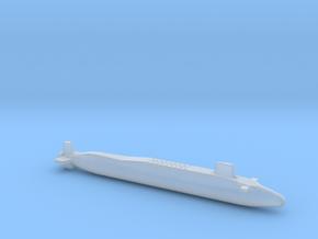 Vanguard-class SSBN, Full Hull, 1/2400 in Smooth Fine Detail Plastic