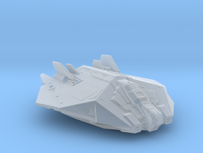 Elite Dangerous Asp in Smooth Fine Detail Plastic
