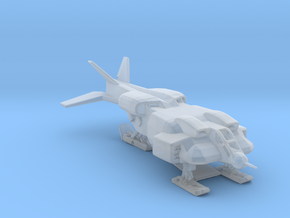 UD-4L-W Cheyenne Dropship 285 scale in Smooth Fine Detail Plastic