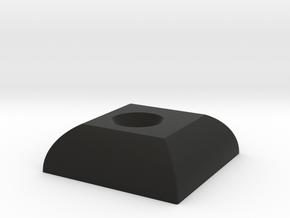 Center greeblie  in Black Natural Versatile Plastic