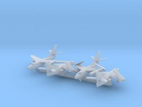 A-3B/A3D-2 w/Gear x4 (FUD) in Smooth Fine Detail Plastic: 1:700