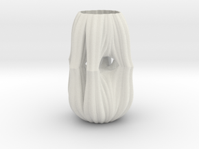 Vase 5411f in Matte Full Color Sandstone
