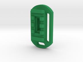 Sling Mount for TeleScopix Shoulder Stock System in Green Processed Versatile Plastic