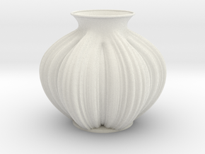 Vase 233232 in Matte Full Color Sandstone