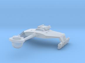 3788 Scale Romulan KDR War Cruiser (Smooth) WEM in Smooth Fine Detail Plastic